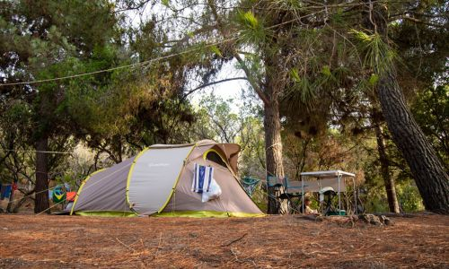 Camping Corse Lesud