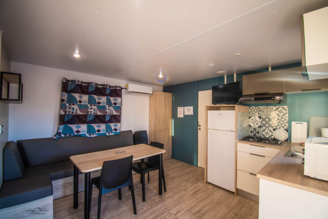 Iroise Interieur Camping